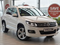 Used VW Tiguan TDi BlueMotion Tech R Line 5dr