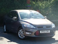 Used Ford Mondeo EcoBoost Zetec 5dr [Start Stop]