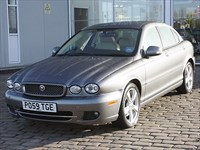 Used Jaguar X-Type 2.0d SE 2009 4dr