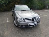 Used Mercedes C220 C CLASS CDI BlueEFFICIENCY Executive SE 5dr Auto