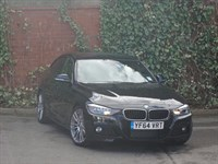 Used BMW 320d 3 SERIES M Sport 4dr