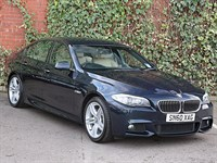 Used BMW 530d 5-series M Sport 4dr Step Auto
