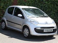 Used Citroen C1 1.0i Rhythm 5dr