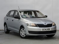 Used Skoda Rapid SPACEBACK TSI S 5dr