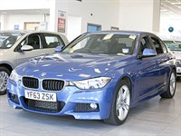 Used BMW 318d 3-series M Sport 4dr