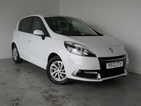 Used Renault Scenic dCi Dynamique TomTom Energy 5dr
