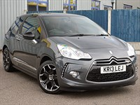 Used Citroen DS3 e-HDi 115 Airdream DSport 3dr