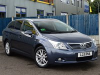 Used Toyota Avensis D-CAT TR 5dr [150] Auto