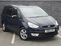 Used Ford Galaxy Zetec 5dr
