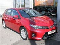 Used Toyota Auris V-Matic Icon 5dr Multidrive S