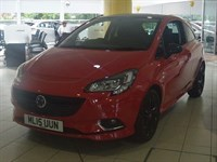 Used Vauxhall Corsa T [100] Limited Edition 3dr