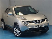 Used Nissan Juke dCi Acenta Premium 5dr