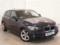 Used BMW 120d 1 SERIES Sport 5dr Step Auto
