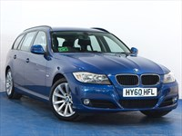 Used BMW 318d 3-series SE 5dr