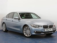 Used BMW 320d 3-series Luxury 4dr
