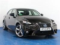 Used Lexus IS 300h Premier 4dr CVT Auto