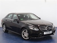 Used Mercedes E220 E CLASS CDI AMG Sport 4dr 7G-Tronic
