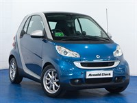 Used Smart Car Fortwo Coupe Passion 2dr Auto [84]