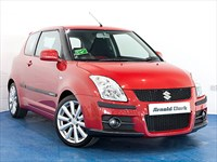 Used Suzuki Swift VVT Sport 3dr