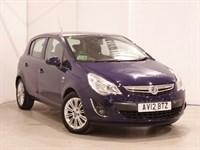 Used Vauxhall Corsa SE 5dr Auto