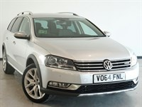 Used VW Passat ALLTRACK TDI 177 Bluemotion Tech 4MOTION 5dr DSG