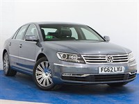 Used VW Phaeton V6 TDI 4MOTION 240 4dr Auto