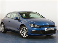 Used VW Scirocco TDi BlueMotion Tech 3dr