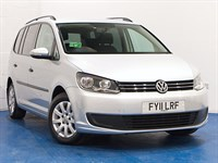 Used VW Touran TDI 105 S 5dr
