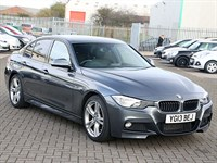 Used BMW 318d 3-series M Sport 4dr Step Auto