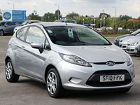 Used Ford Fiesta 1.25 Edge 3dr [82]