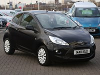 Used Ford KA Zetec 3dr [Start Stop]