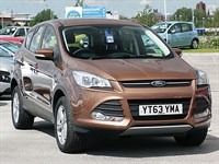 Used Ford Kuga TDCi Zetec 5dr Powershift