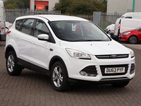Used Ford Kuga TDCi Zetec 5dr 2WD