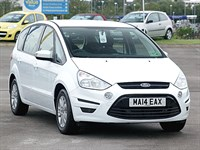 Used Ford S-Max TDCi Zetec 5dr [Start Stop]