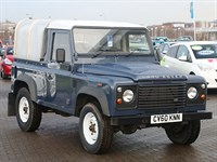 Used Land Rover Defender PickUp TDCi