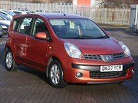 Used Nissan Note SE 5dr