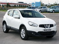Used Nissan Qashqai dCi [110] Acenta 5dr