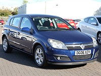 Used Vauxhall Astra 1.4i 16V SXi 5dr