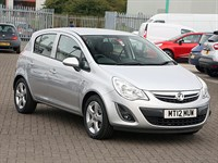 Used Vauxhall Corsa Active 5dr
