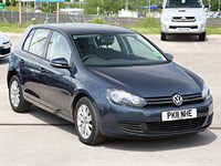 Used VW Golf TSI Match 5dr