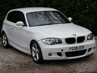 Used BMW 116i 1-series M Sport 3dr [122]