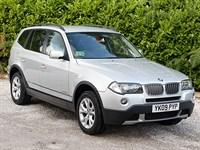 Used BMW X3 xDrive20d SE Edition Premium 5dr Step Auto