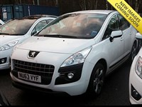 Used Peugeot 3008 e-HDi 115 Active II 5dr EGC