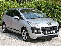 Used Peugeot 3008 e-HDi 112 Active II 5dr EGC