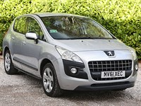 Used Peugeot 3008 HDi 112 Sport 5dr EGC