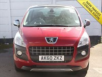 Used Peugeot 3008 HDi 112 Exclusive 5dr EGC