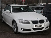 Used BMW 320d 3-series EfficientDynamics 4dr