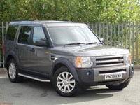 Used Land Rover Discovery Td V6 SE 5dr Auto