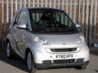Used Smart Car Fortwo Coupe Passion mhd 2dr Auto [Luxury Pack]