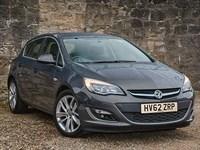 Used Vauxhall Astra CDTi 16V ecoFLEX SRi [165] 5dr